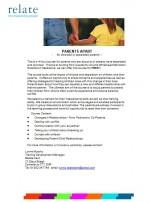 Programme for Divorcing or Separating Parents